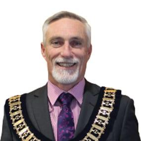 Cr Paul Harmon