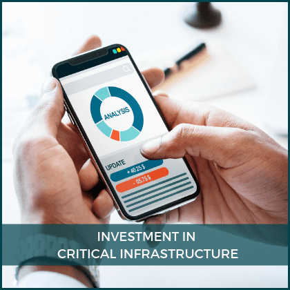 Investment in Critical Infrastructure