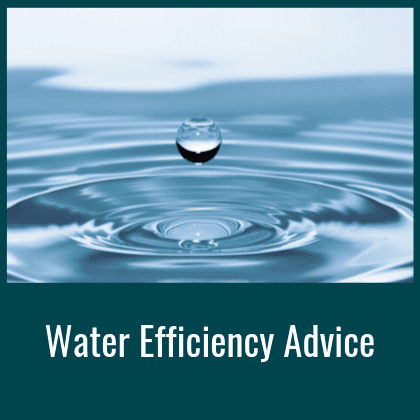 Water Efficiency Advice