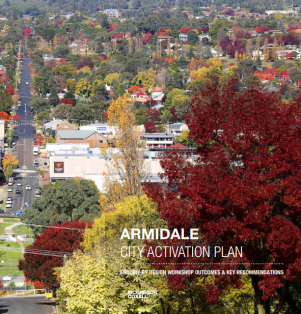 Arimdale City Activation Plan