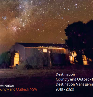 Destination Country and Outback NSW Management Plan