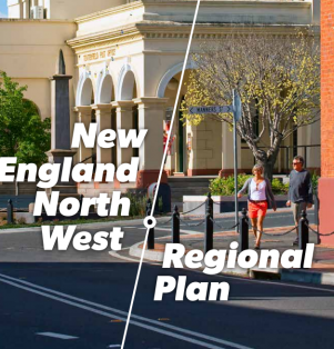 New England North West Regional Plan
